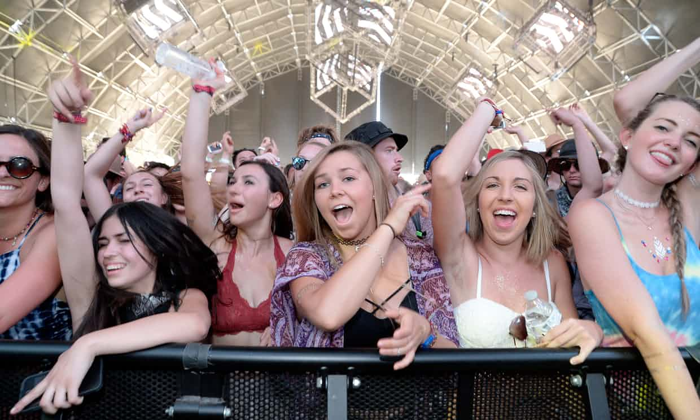 US festivals