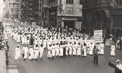 silent parade