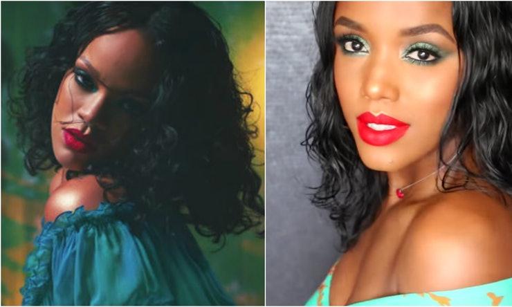 17 Celebrity Makeup Tutorials For Black Girl Magic On Halloween