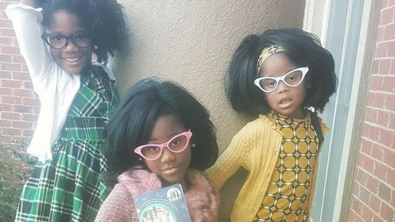 Here Are Some Pictures Of Black Kids In Halloween Costumes You Re