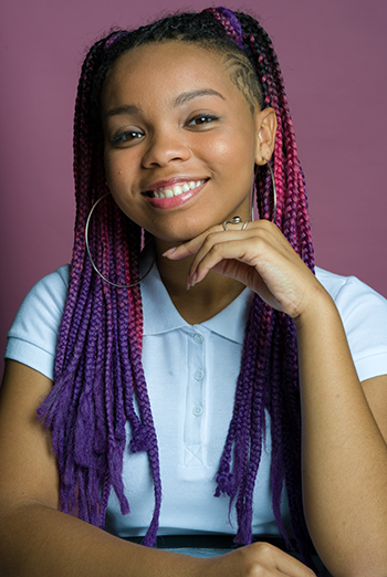Meet First Black Teen Author To Write 3 Books That Are
