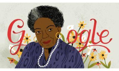 Google Maya Angelou