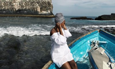 She's Visited 175 Countries and Expects to Become the First Black ...